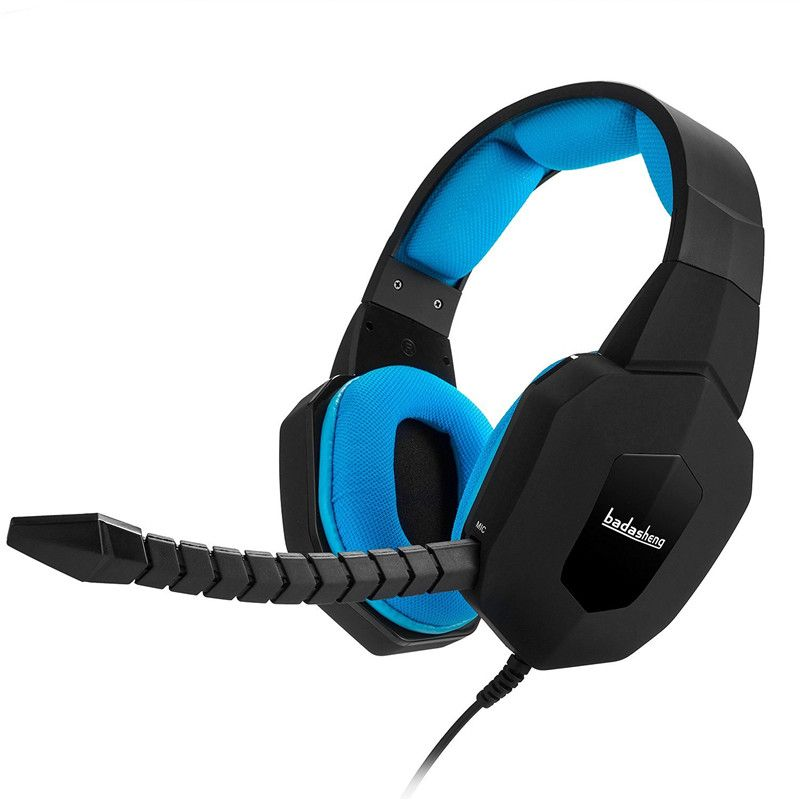 Earphone Gaming Headset Headphone Gamer PC Stereo for computer phone tablet Headphones PS4 Xbox 1 Laptop Mobile With microphone