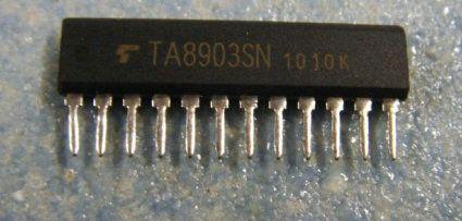 TA8903SN TA8903 new and original IC 5pcs/lot