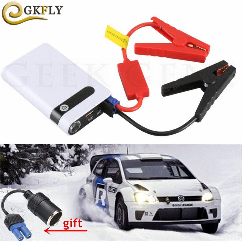 Emergency 12000mAh Car Jump Starter Power Bank 400A Portable Starting Device Car Starter For Car Battery Booster Petrol Diesel