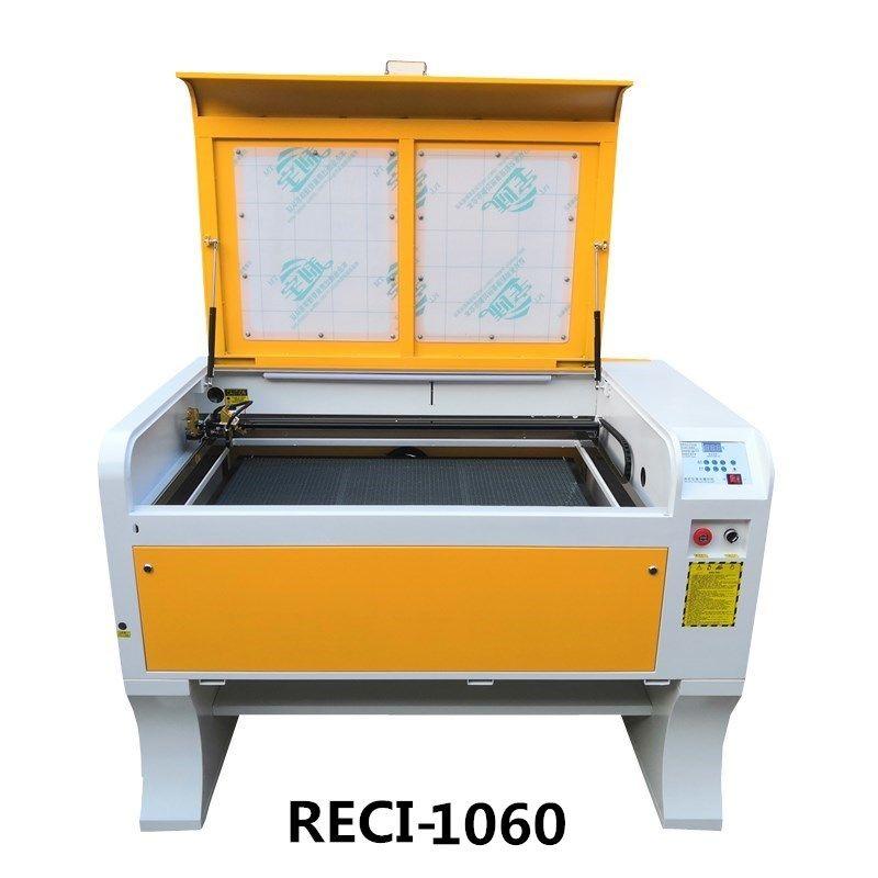 Laser Stecher Schneiden 1060/1060 Reci 100 w Power Ruida 6442 S Unterstützung Russische Sprache 110 V/220 V Co2 laser Gravur Maschine