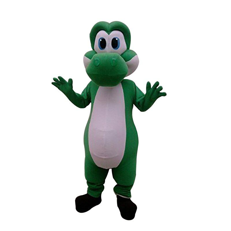cosplay costumes Adult Mario Yoshi Mascot Costume Customization Of Super Cute Free Shipping