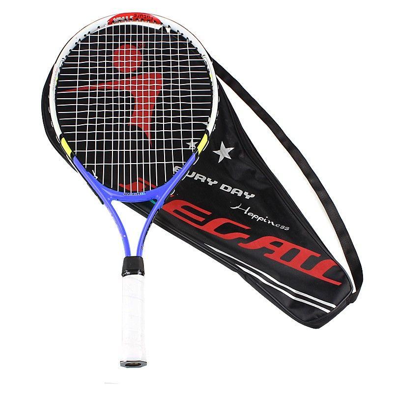 Hochwertige Tennisschläger Tennisschläger Ausgestattet mit Tasche Tennis Grip Größe raquetas de tenis für Kinder Jugend Kinder Tennisschläger