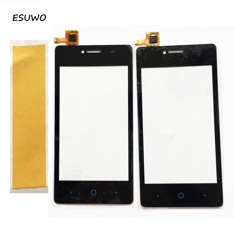 ESUWO Touch Screen For ZTE Blade AF5 Touchscreen Digitizer Sensor Front Glass Panel Sensor Replacement Parts