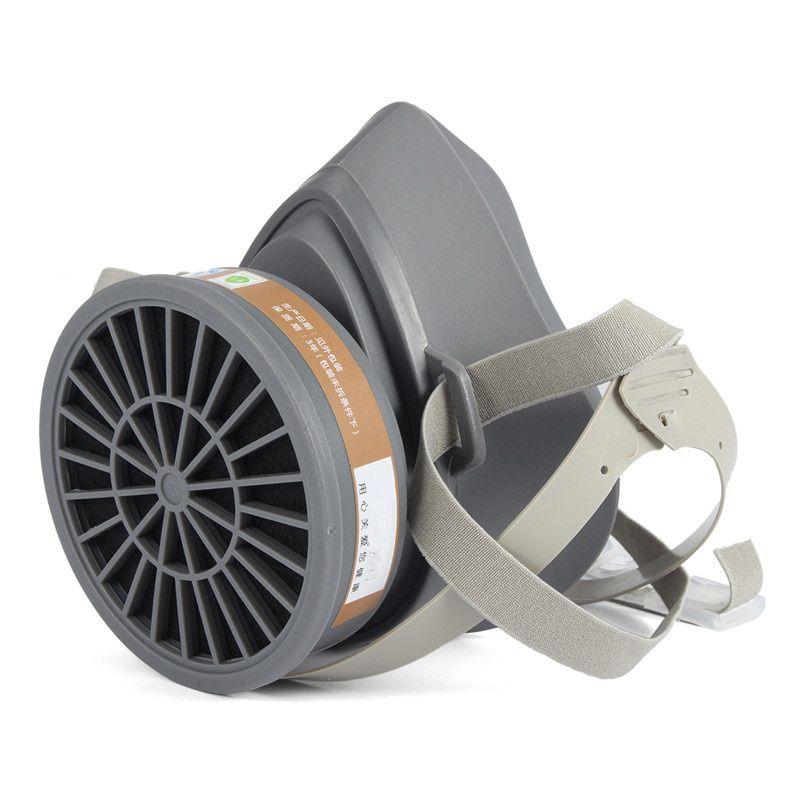 3600 eficiente filtrado respiradores Protección Laboral pintura máscara anti-polvo máscara de gas