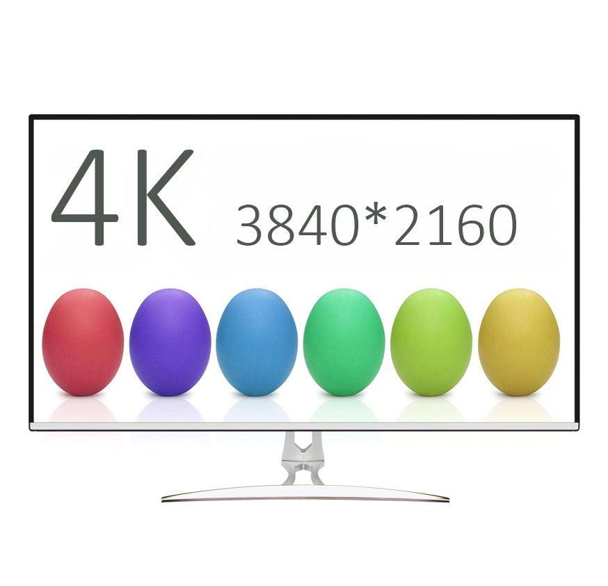 32 Inch 3840*2160 HD LED Monitor IPS Game Desktop HDR PS4 Computer Monitor VGA LCD Screen 4K HDMI Monitor PC