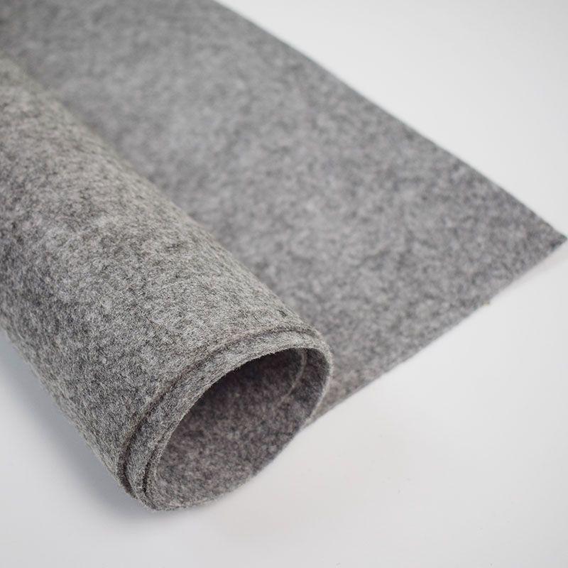 2017 mode chaude Feutre de laine sac matériel tissu de Bricolage À La Main Conception Personnelle Sac décoration sentait tissu 2mm, 3mm, 4mm 45x90 cm rouleau