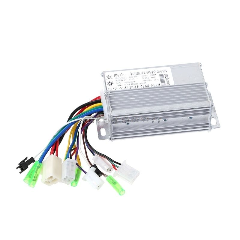 Hot Selling 36V/48V <font><b>350W</b></font> Electric Bicycle E-bike Scooter Brushless DC Motor Controller New G08 Drop ship