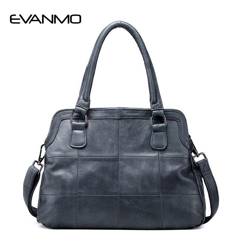 New Polyester Top Real Arrival Flap Genuine Leather 2018 Women Handbag Ladies Purse Bag Famous Designer Crossbody Top-handle