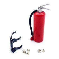 1/10 مقياس طفاية حريق محاكاة العربة المتسلقة للصخور التبعي ل AMIYA CC01 RC4WD البسيطة طفاية حريق لعبة