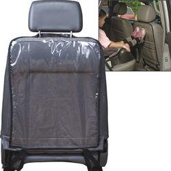 Пластмассовый для автомобильного сидения Черная защитная крышка ребенок дети Удар коврик грязь ясно сиденье охватывает авто аксессуары дл...