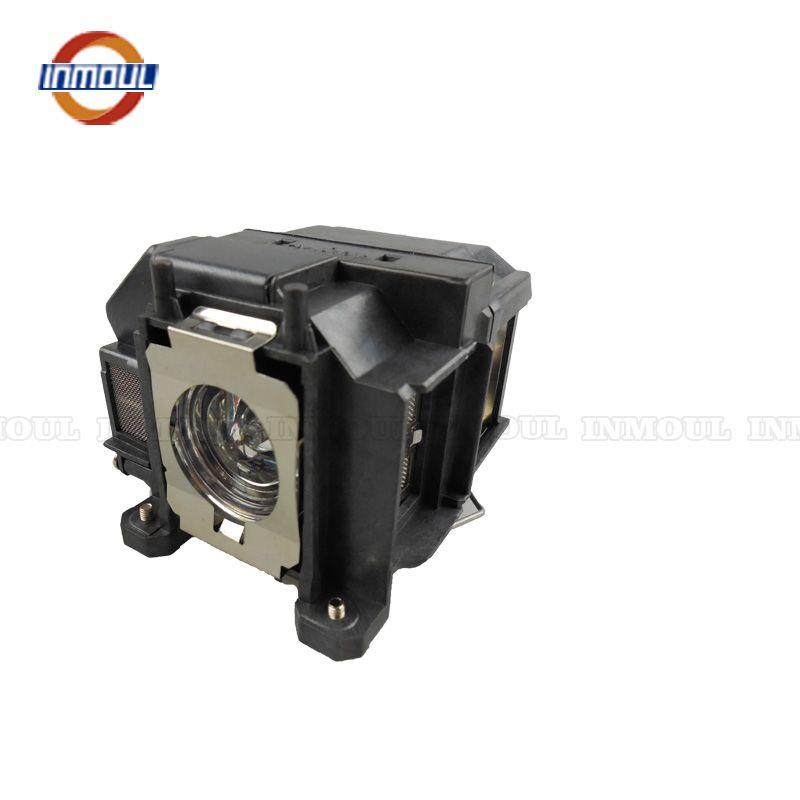 High quality Projector lamp ELPLP67 V13H010L67 for Epson EB-X02 EB-S02 EB-W02 EB-W12 EB-X12 EB-S12 with Japan Phoenix burner