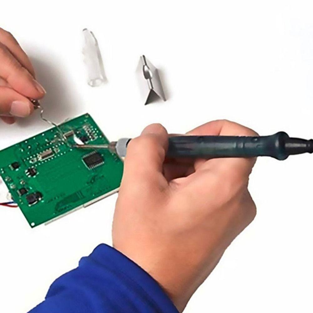1 pièces Mini Portable USB 5 V 8 W fer à souder câble fabrication électrique fer à souder stylo/pointe tactile interrupteur Top vente livraison directe