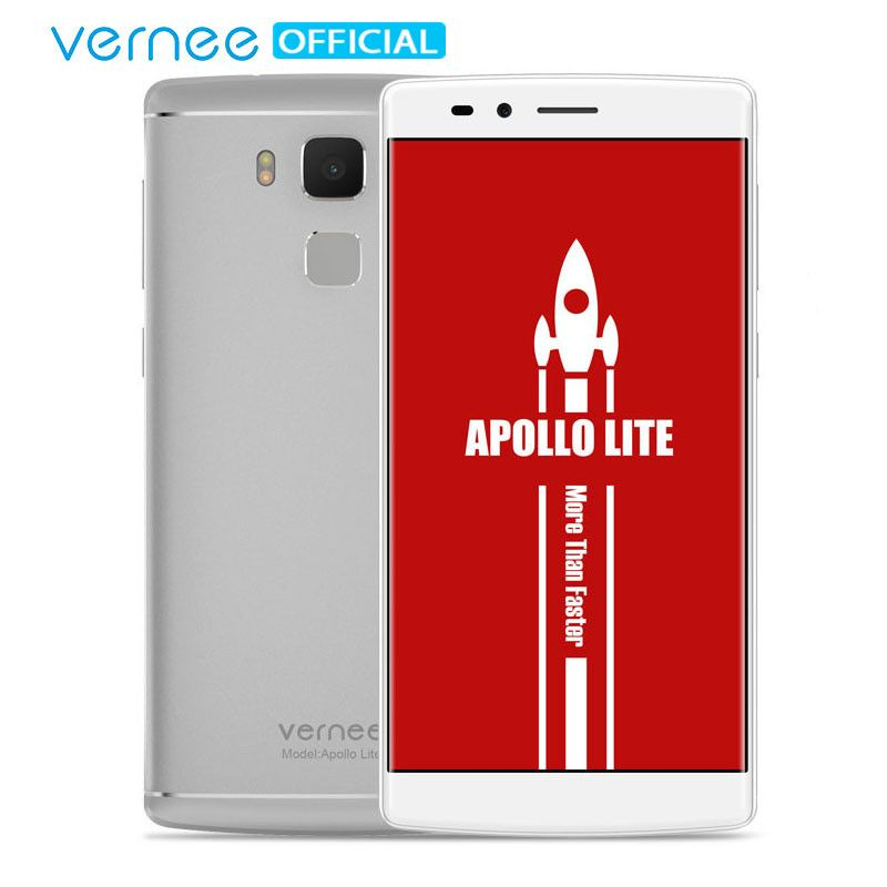 Global version vernee Apollo Lite 5.5