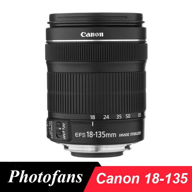 Canon 18-135 STM Lens Canon EF-S 18-135mm f/3.5-5.6 IS STM Lenses for 700D 750D 800D 7D 70D 60D Rebel T3i T4i T5i