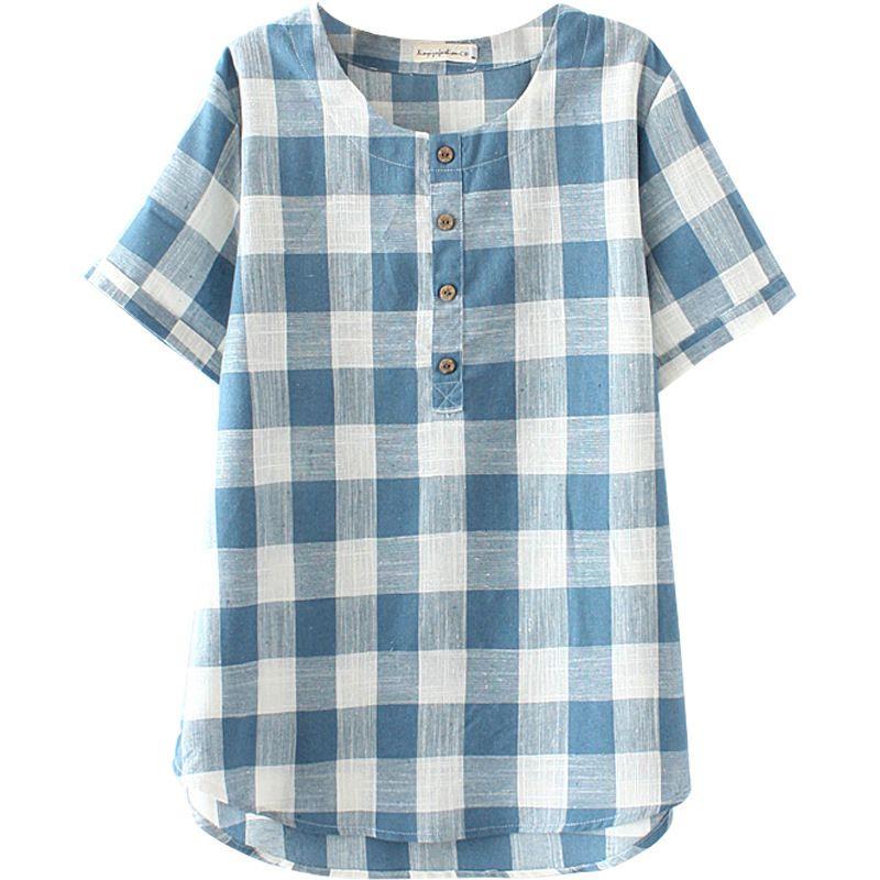 2018 summer wear T-Shirts short sleeves printed women's wear students' loose fitting cartoon design and regular bottoming shirt