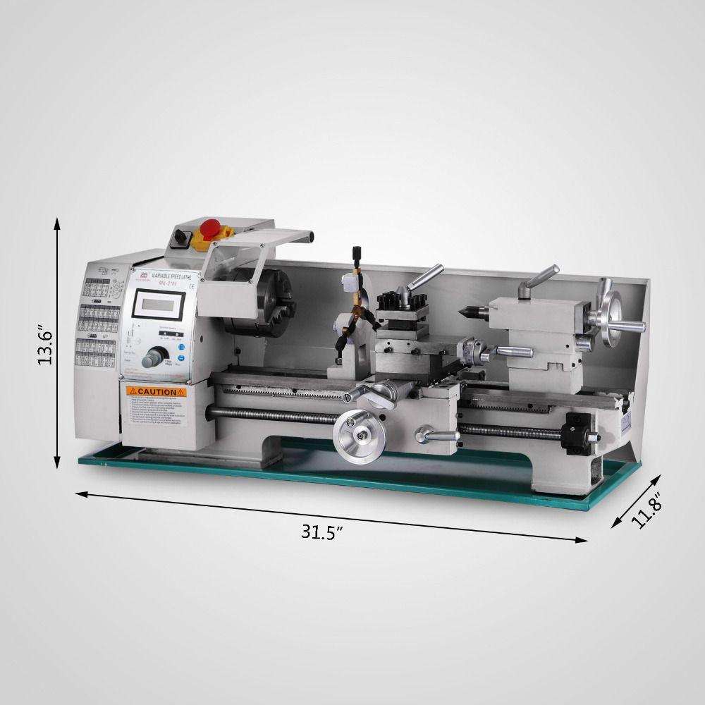Mini drehmaschine für metall und holz DIY machen