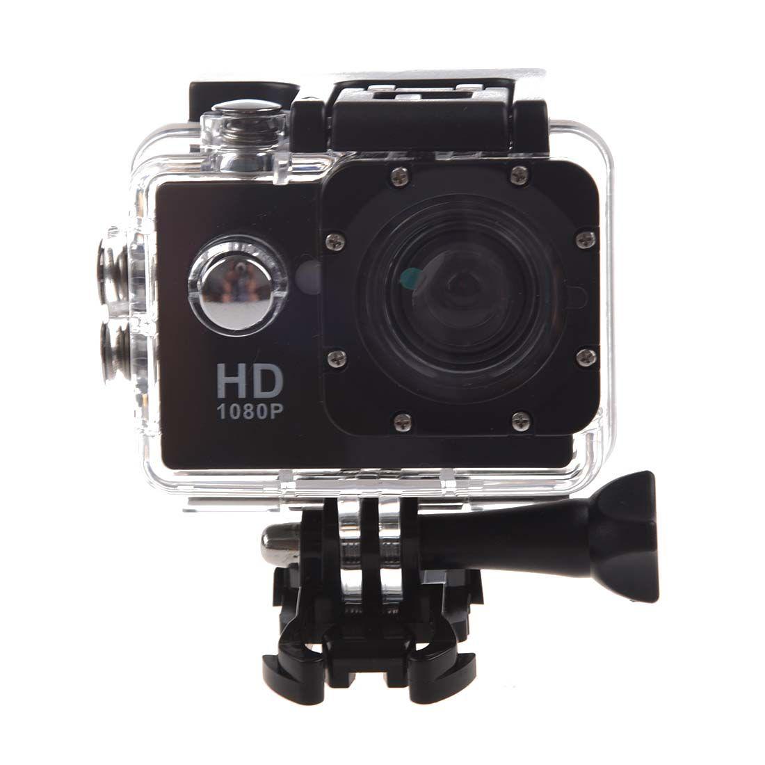 Action Sport Cam Camera Waterproof HD Video Helmet cam Bike Helmet Action DVR Cam