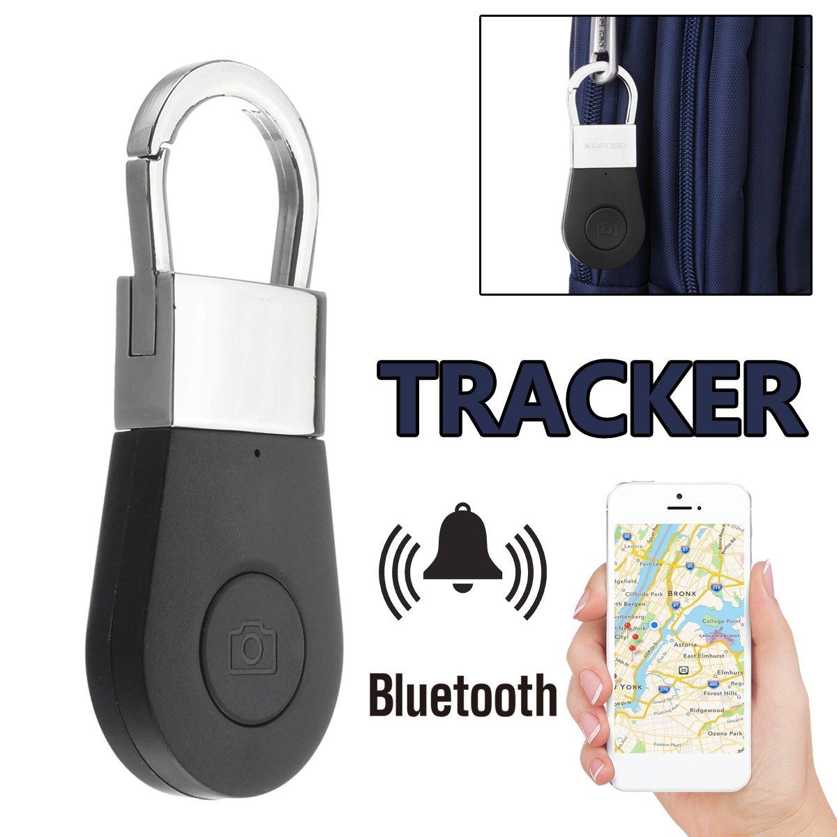Bluetooth Schlüsselbund Alarm GPS Tracker Smart Key Alarm anti-verlorene Schlüsselsucher-verzeichnis Gerät für Auto Kind Pet Ältere Tracking Tracer