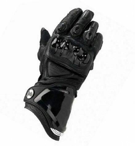 Free shipping Adult GP PRO Motorcycle Long Gloves MotoGP M1 Racing Team Driving Gloves Genuine Leather Motorbike Cowhide Gloves