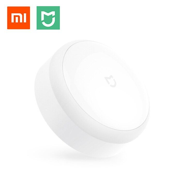 Original Xiaomi Mijia LED Corridor Night Light Infrared Remote Control Body Motion Sensor Smart Home for Mi Home Night Lamp