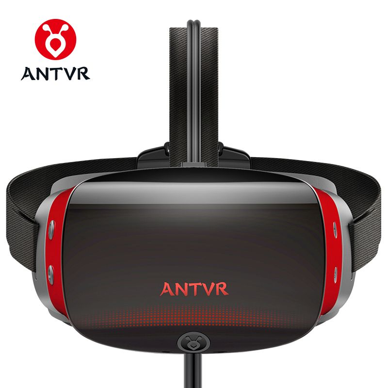 ANTVR New Virtual Reality PC headset 3d vr Glasses 5.5