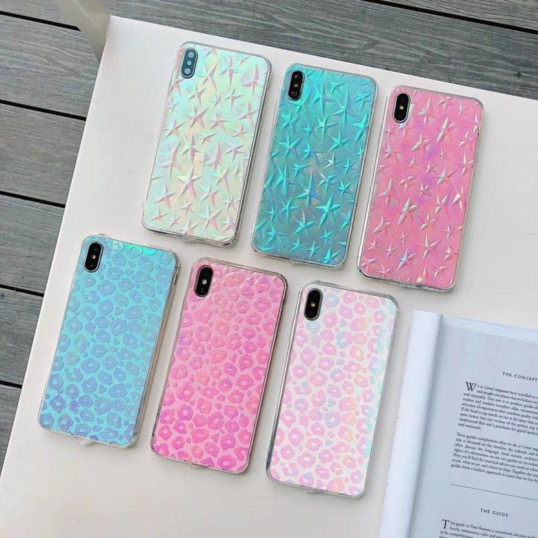 Girl Glitter Soft Back Cover Cases for iphone XS MAX X XR 7 8 6S Plus Luxury Cute Bling TPU Case for galaxy S9 S10 Plus note9