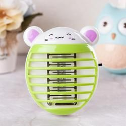 2019 New Mosquito Killer Lamps LED Socket Electric Mosquito Fly Bug Insect Trap Killer Zapper Night Lamp Lights lighting EU US