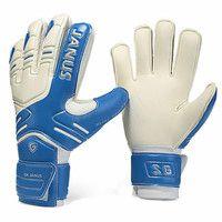 JANUS бренд профессиональные вратарские перчатки защита пальцев уплотненный латекс футбол вратарские перчатки Вратарские Перчатки