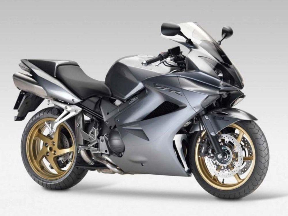For VFR 800 2002 2003 2004 2005 2006 2007 2008 2009 2010 2011 2012 ABS Plastic motorcycle Fairing Kit VFR800 02-12 CB06