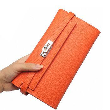 2018 De Mode en cuir portefeuille dollar prix de luxe sacs à main femmes portefeuilles designer titulaire de la carte de haute qualité célèbre marque d'embrayage