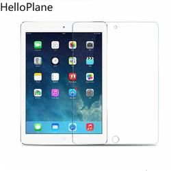 Tempered Glass For Apple iPad 2 3 4 5 Mini 2019 Air Air1 Air2 Mini3 Mini4 Mini5 7.9 9.7 10.5 Screen Protector Tablet Film Guard