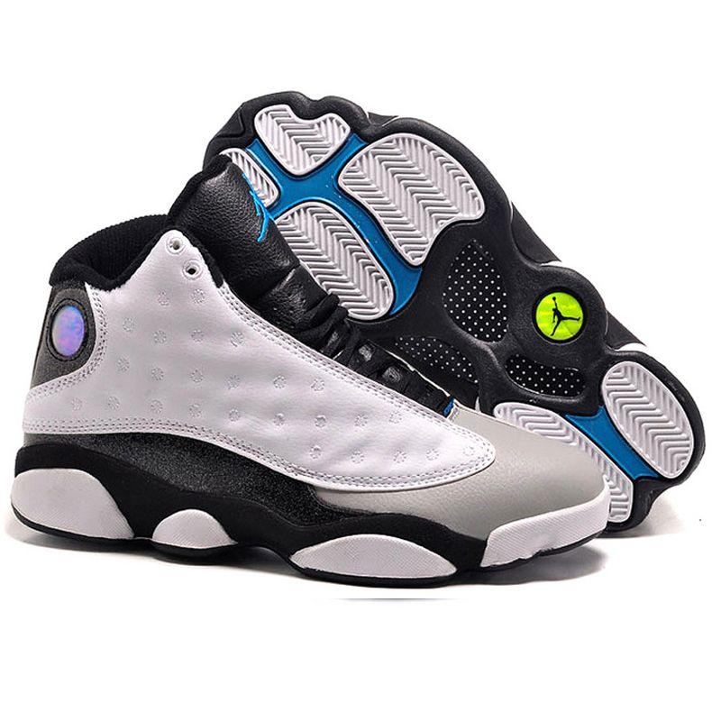 Jordan Air Retro 13 XIII Men hologram barons flints He Got Game olive Basketball shoes Athletic Outdoor Sport Sneakers 41-46