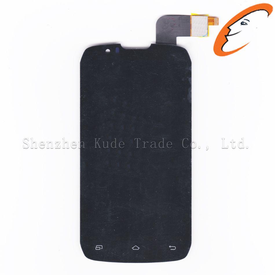 S4502 Écran Tactile Digitizer + Écran lcd Pour DNS S4502 S4502M DNS-S4502 Highscreen boost Cloudfone Thrill430X innos D9 D9C
