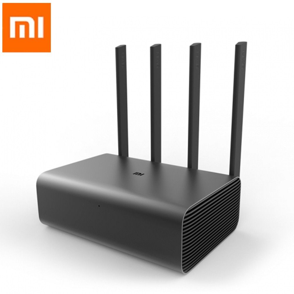 Original Xiaomi Mi Router Smart Wireless Router PRO 2600Mbps 1TB WiFi Router HD 4 Antenna Dual-band WiFi Network Device