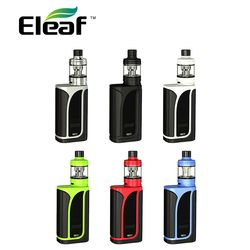 Hot Original 200W Eleaf IKuun I200 / ikuu i200 Vape Kit with MELO 4 Atomizer 4.5ml & 4600mAh Battery Box Mod & EC2 Coil Vape Kit