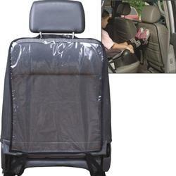 Дети авто сиденье Черная защитная крышка для детей кик коврик очиститель грязи водонепроницаемый детский чехол для сиденья прозрачный
