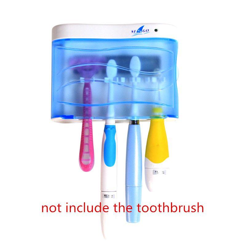 Brosse à dents stérilisateur UV lampe de stérilisation mural Porte-Balais cas brosse à dents des ménages Creative vie Seago 103A
