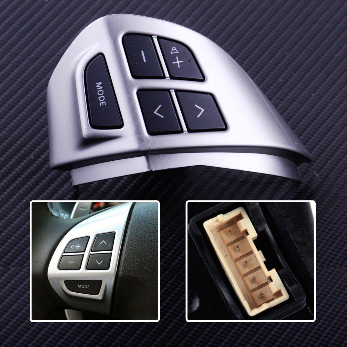 beler Steering Wheel Volume Sound Button 8701A087 Fit for MITSUBISHI LANCER OUTLANDER ASX 2007-2011