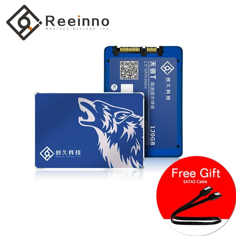 Reeinno SSD 120 GB 240 GB 480 GB 960 GB SATA3 2,5 inch High speed TLC-Solid State Disk fabrik direkt für Laptop Desktop
