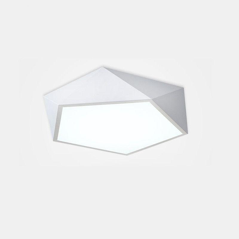 2017 Novelty Modern LED Crystal Ceiling Lights Moon Light Ceiling Lamp Fixture luminaria Children Bedroom Indoor Home Decoration