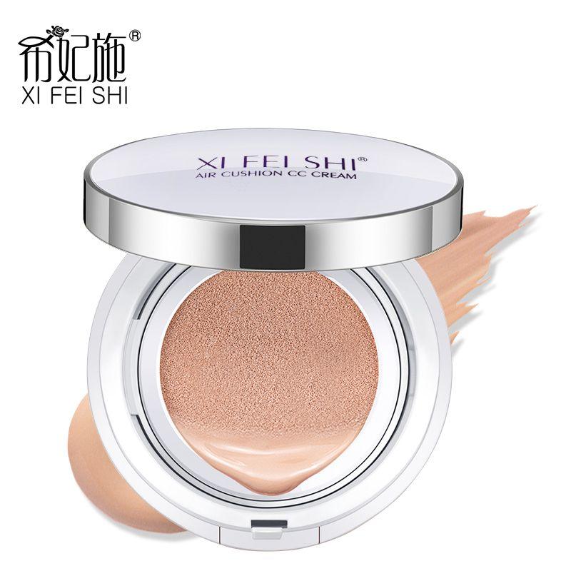 XIFEISHI coussin d'air BB CC crème nouveau Long dernier fond de teint imperméable correcteur hydratant visage beauté maquillage Q7