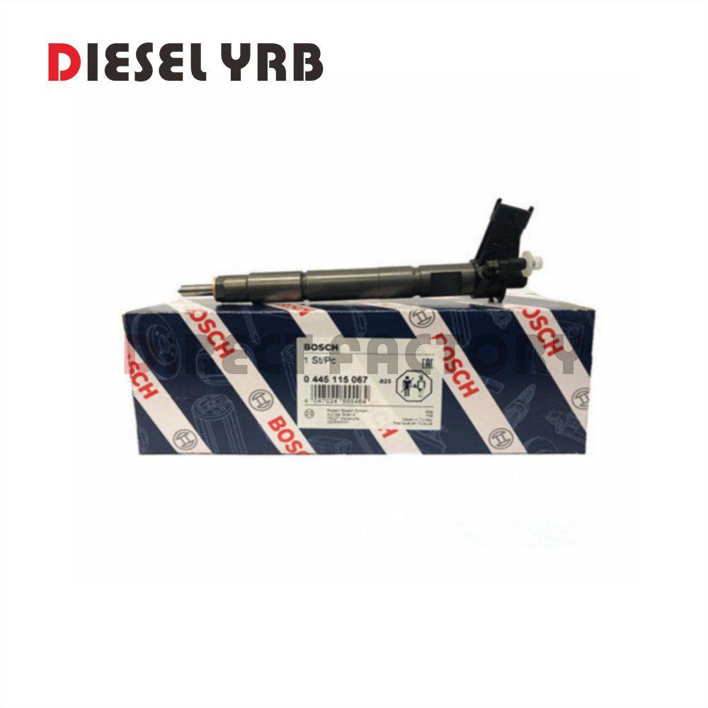 MARKE NEUE diesel common-rail-injektor 0445115067 für 0445115049, 15062058F, 68042029AA