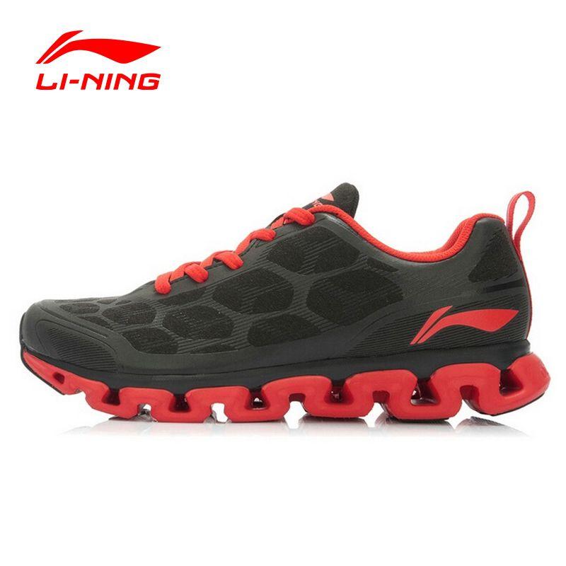 Li-Ning Для мужчин Кроссовки свет дышащей сетки амортизацию внутри арки techonology Спортивная обувь спортивная обувь arhj049 xyp039