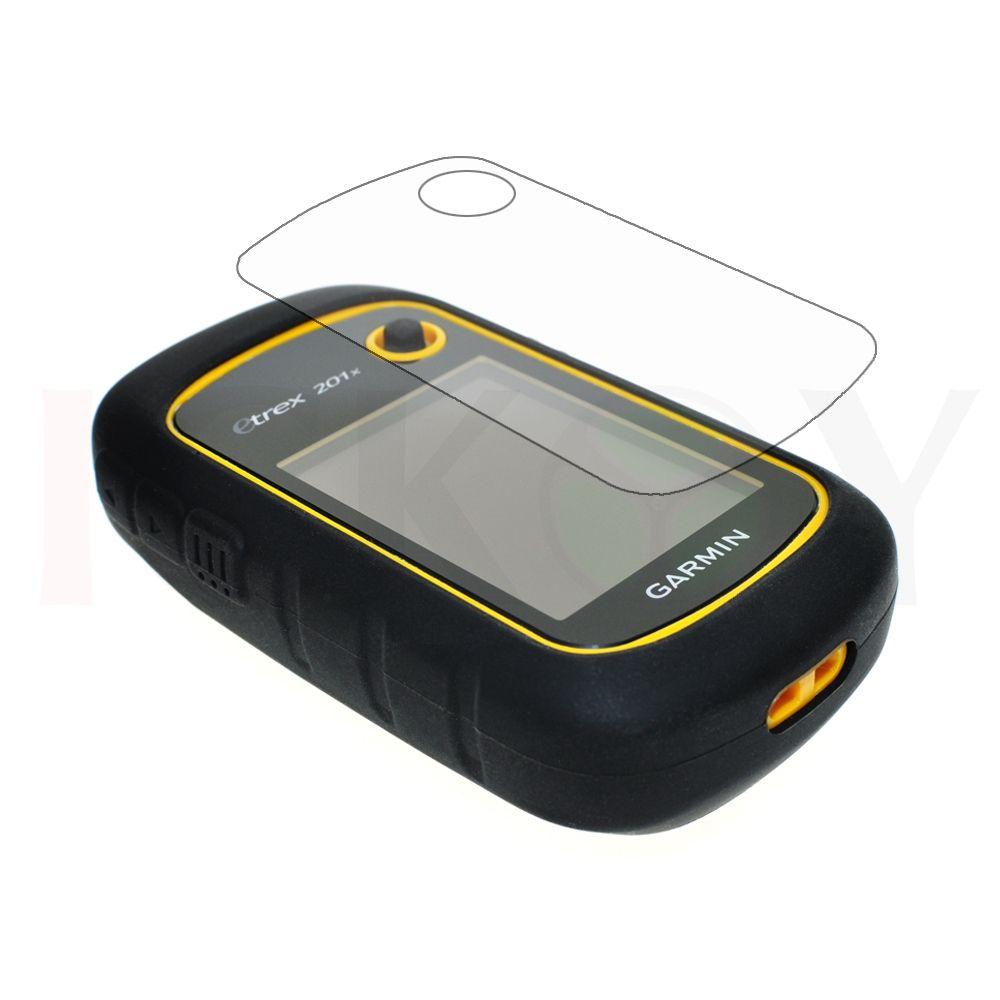 Открытый Ручной GPS силиконовой резины защиты чехол + ЖК-дисплей Экран протектор для Garmin Etrex 10 20 30 10X 20X 30x 201x