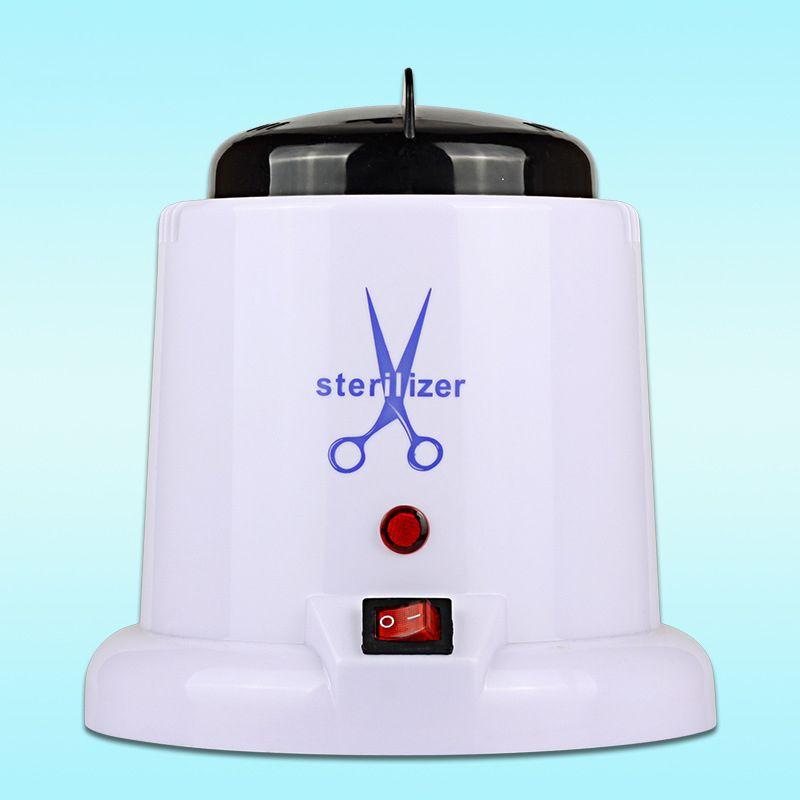 Tragbare Autoklav Sterilisator Für Nägel Salon Maniküre Werkzeuge Hohe Temperatur UV Sterilisation Und Desinfektion Mit Glas Ball