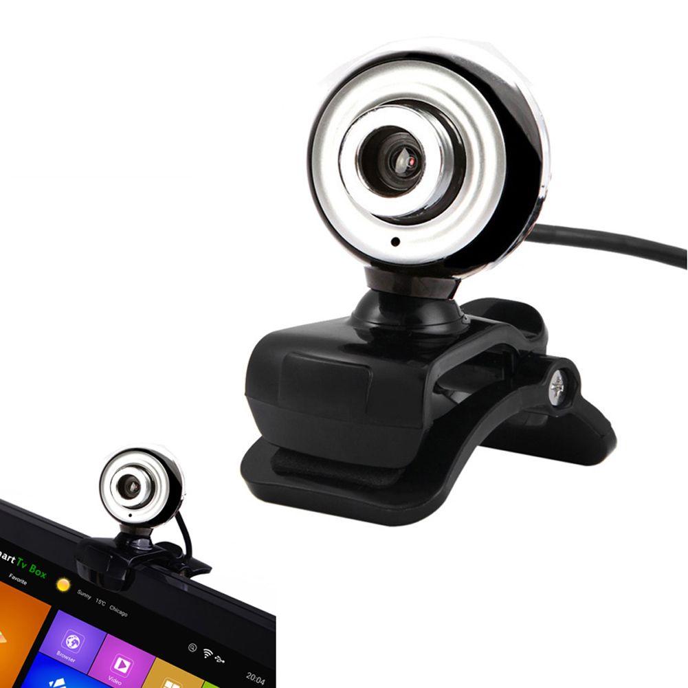 Горячие HD камера 12 М пикселей USB2.0 компьютер веб-камера Встроенный микрофон для портативных ПК видеокамера EM88