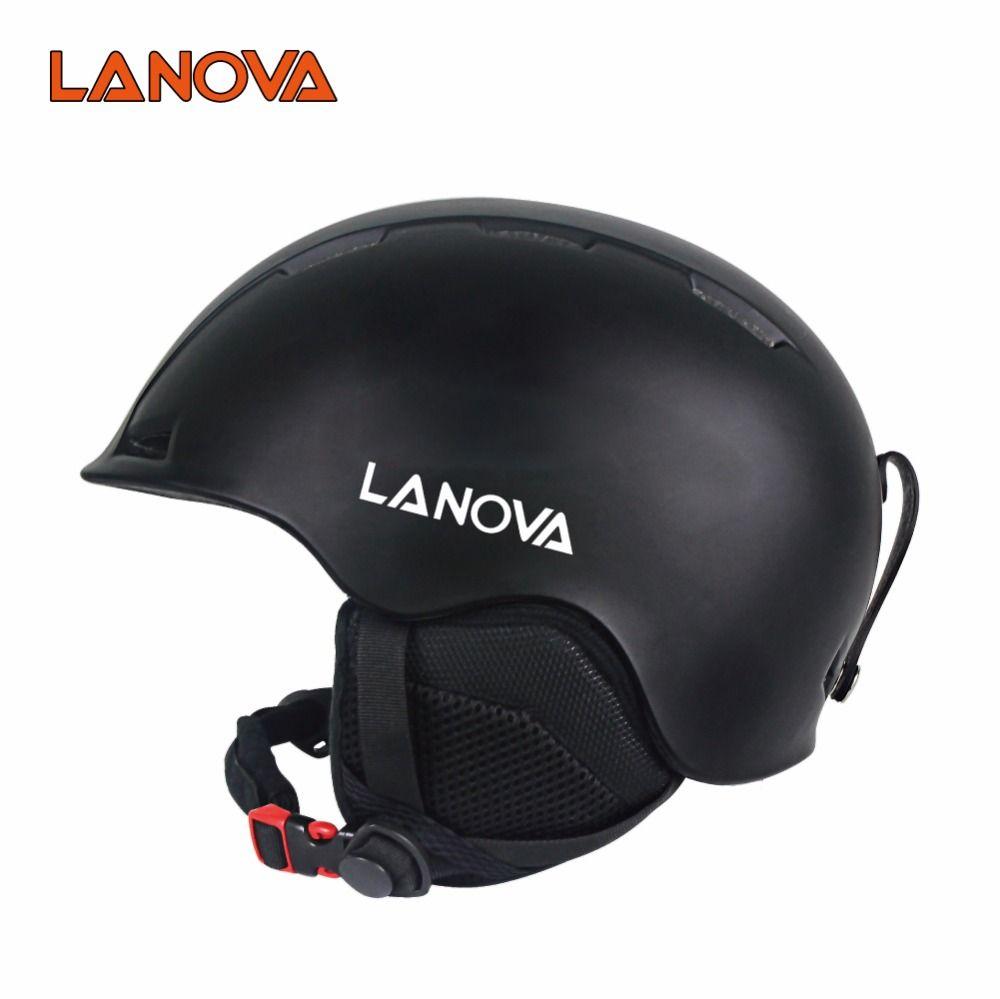 LANOVA skihelm Ultraleichtflugzeuge und Integral geformten professionelle Snowboard helm männer Skating/Skateboard helm Multi Farbe
