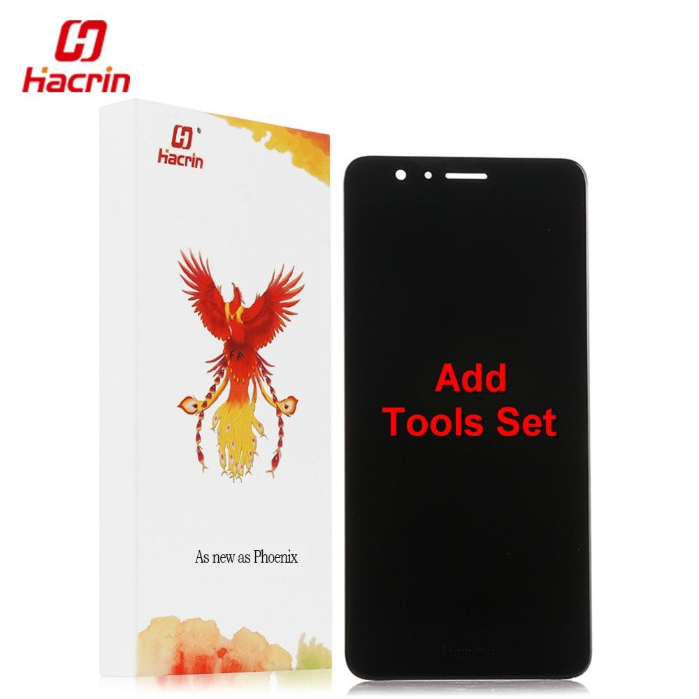 hacrin Huawei Honor 8 LCD Display + Touch Screen + Tools FHD 100% New Digitizer Assembly Replacement For Honor 8 5.2 inch