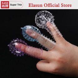 5 шт. Женская стимуляция влагалища Массажная перчатка флирт G Spot массажер взрослые секс игрушки продукты для женщин