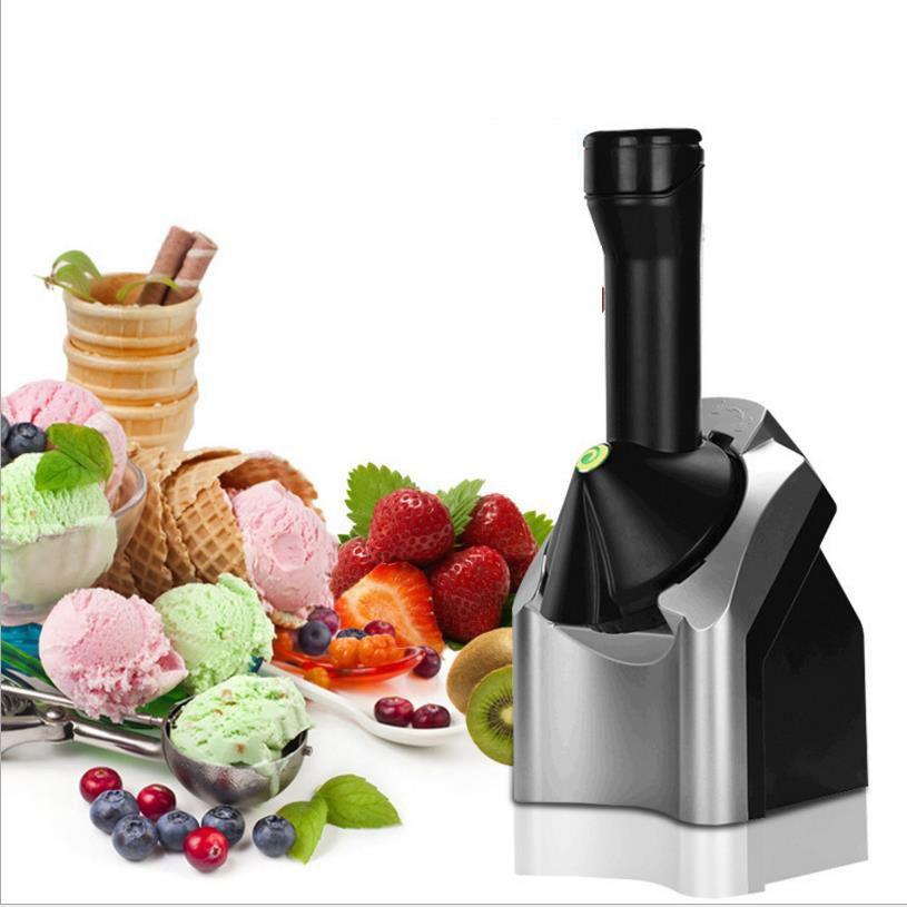 1.5L Electric Automatic Frozen Fruit Ice Cream Machine Kitchen Tools 220-240V ice cream maker Child DIY Household Ice Machine